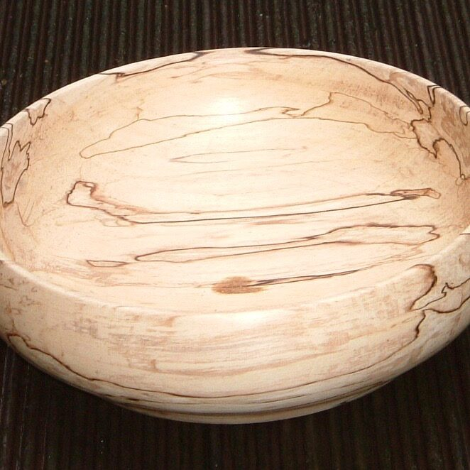 1.Spalted beech