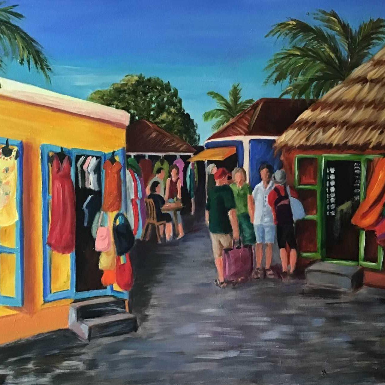 Caribbean, market