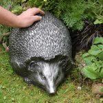 Hedgehog Pewter Metallic Finish